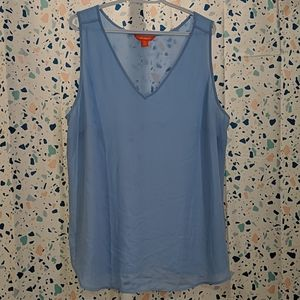 JOE FRESH dressy tank
